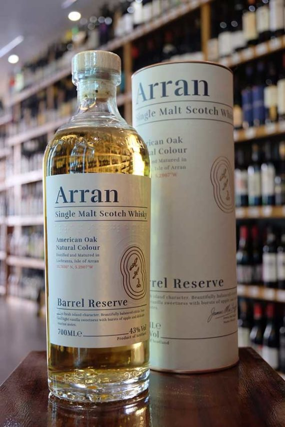 Arran-Barrel-Reserve-Whisky