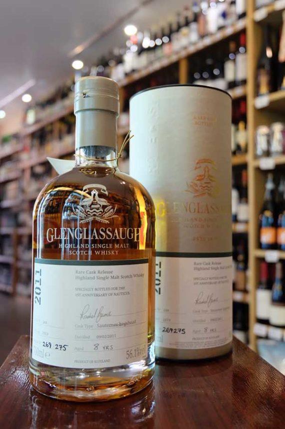Glenglassaugh-Nauticus-Bottling