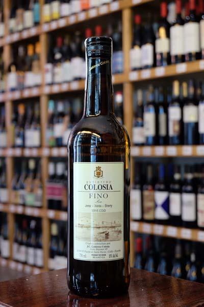 Colosia Fino Sherry