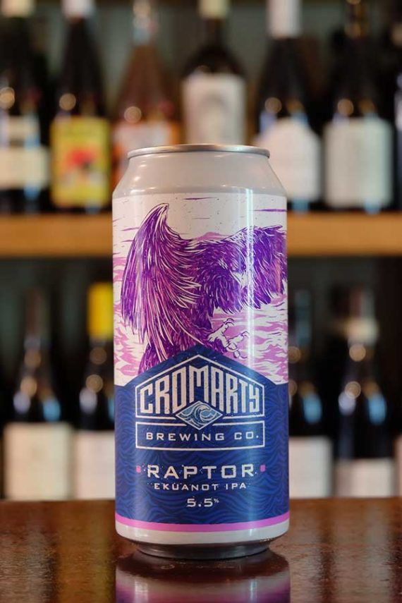 Cromarty-Raptor