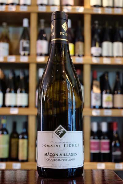 Domaine Fichet Macon Village Chardonnay