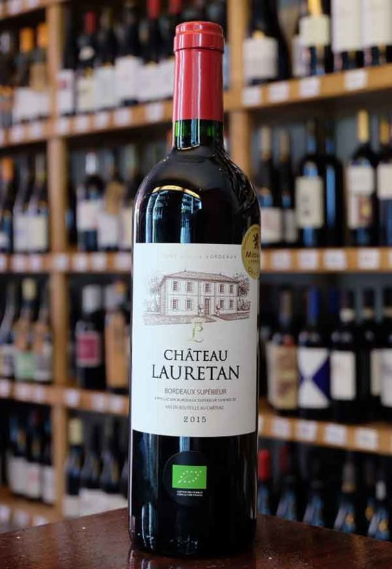 Lauretan-Bordeaux-Cork&Cask-WIne-Edinburgh