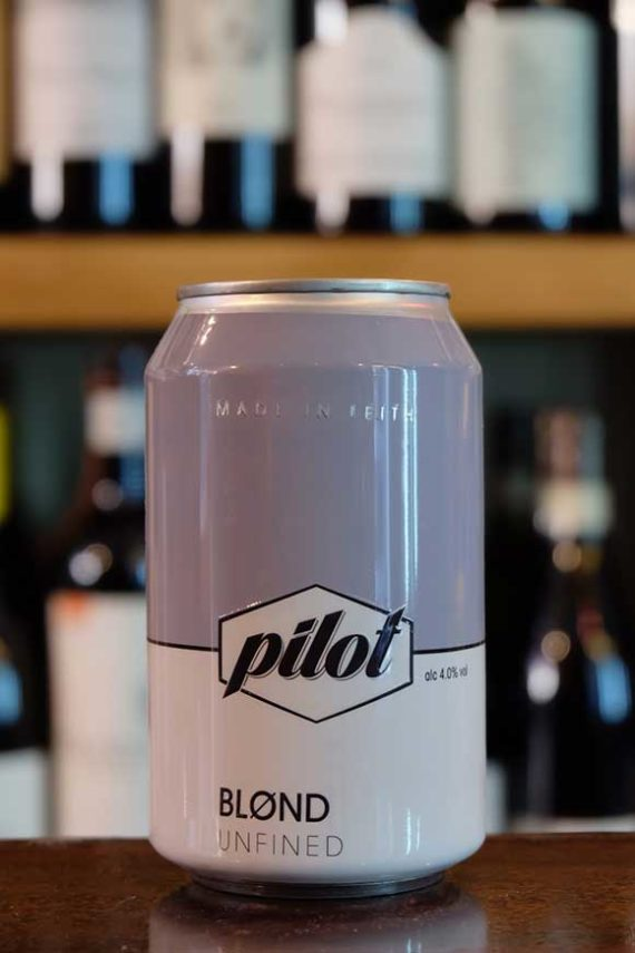 Pilot-Blond