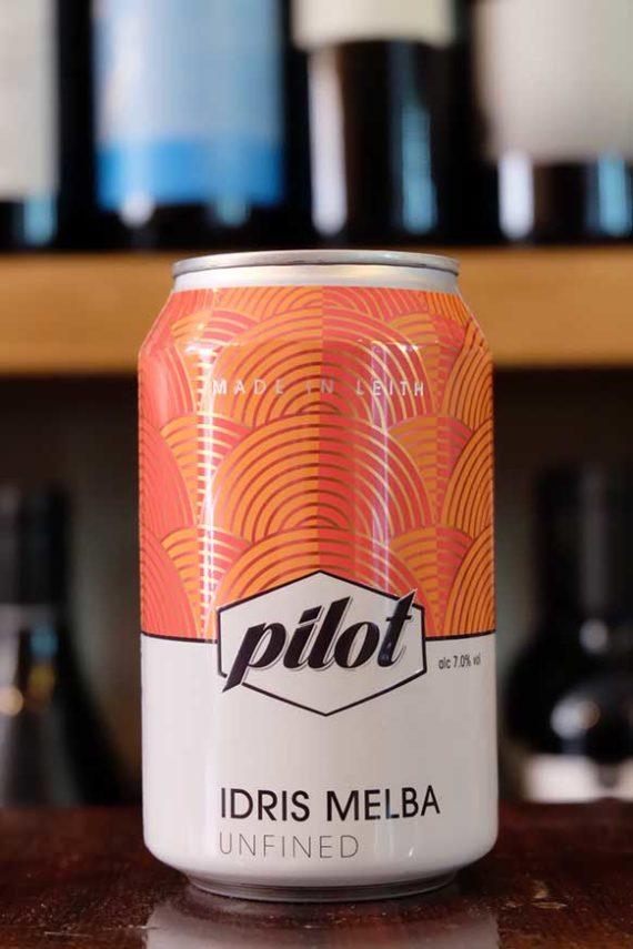 Pilot-Idris-Melba