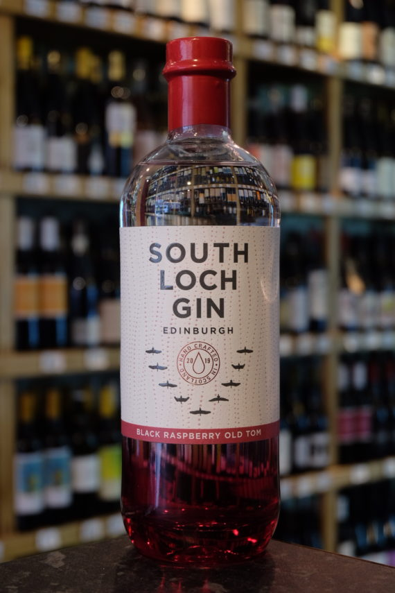 South Loch Raspberry Gin