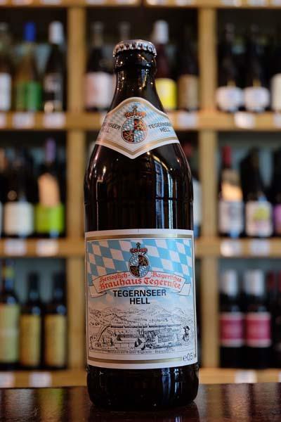 Tegernseer Hell Beer