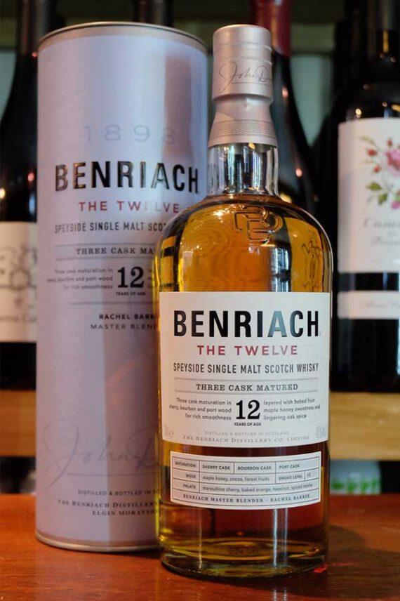 BENRIACH-12