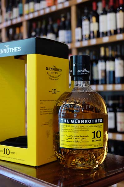 Glenrothes 12 Year Old Whisky