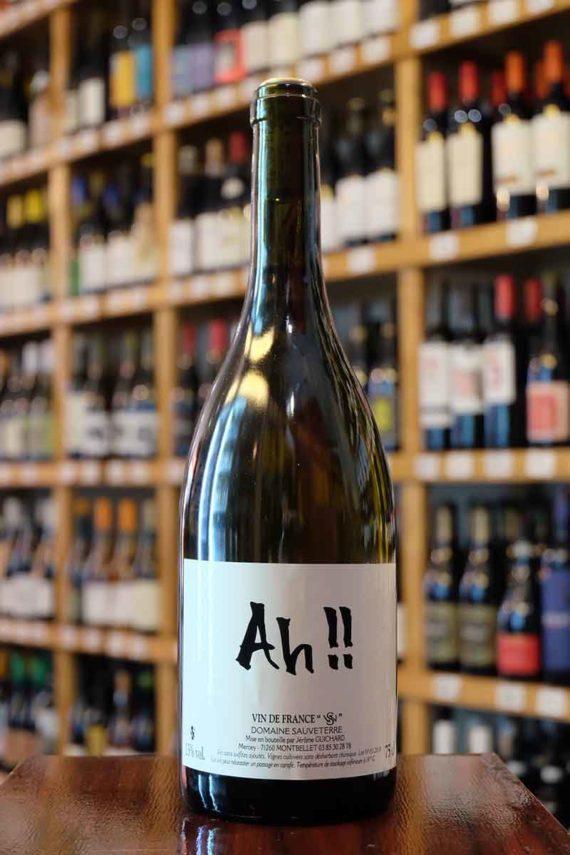 Sauvaterre_Ah_Aligote_Natural_White_Wine_Cork&Cask_Edinburgh