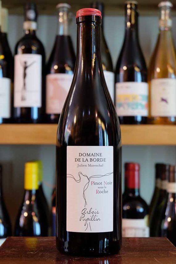 Pinot-Noir-Sous-la-Roche,-Domaine-de-La-Borde