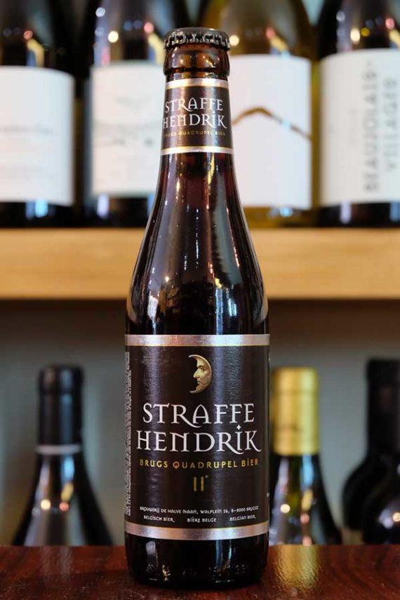Staffe-Hendrick-Quadruple
