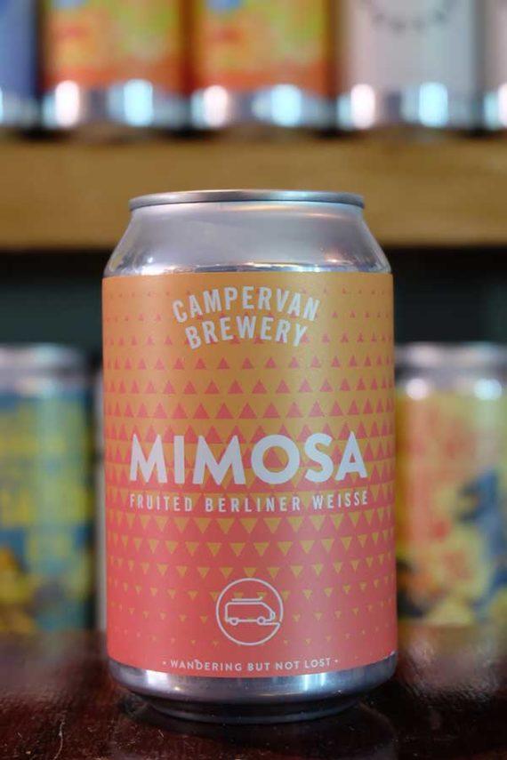 Campervan-Mimosa