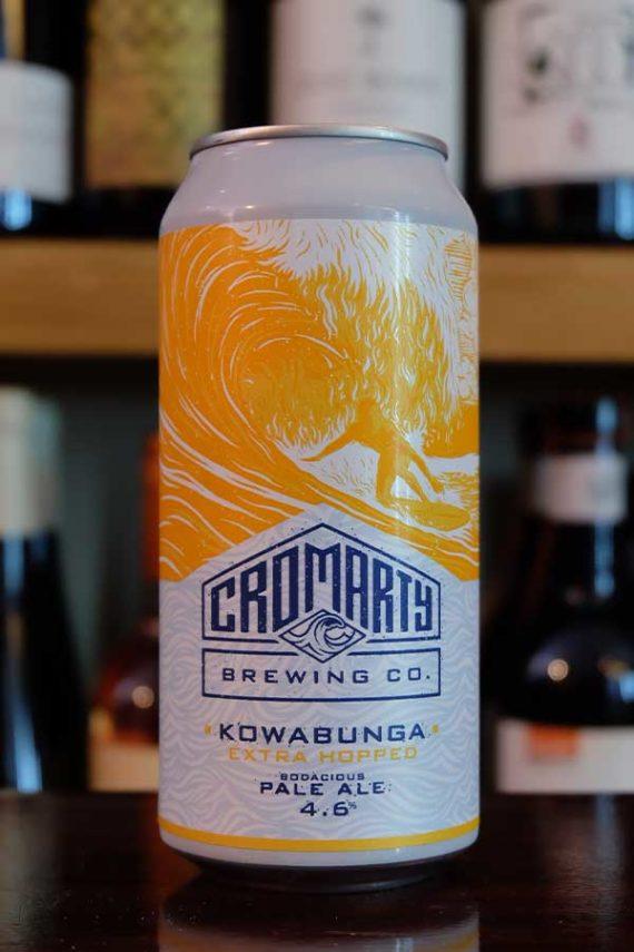 Cromarty-Kowabunga