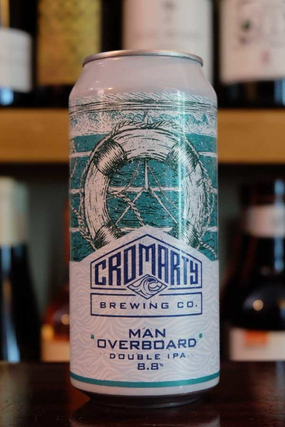 Cromarty-Man-Overboard