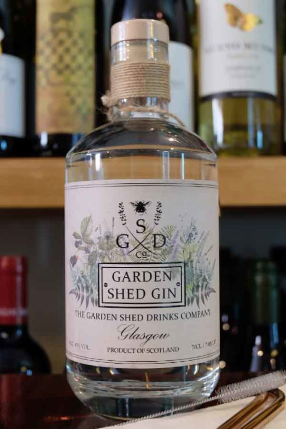 Gerden-Shed-Gin
