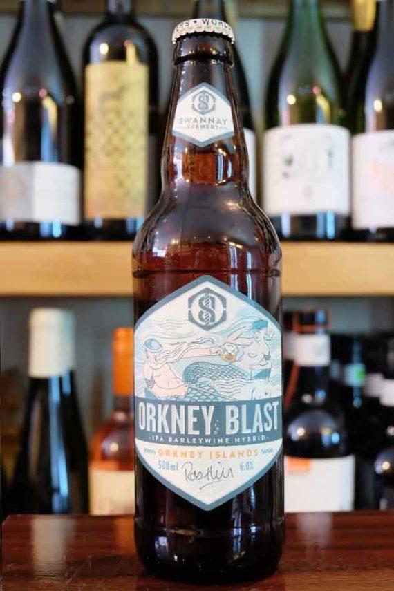 Swannay-Orkney-Blast