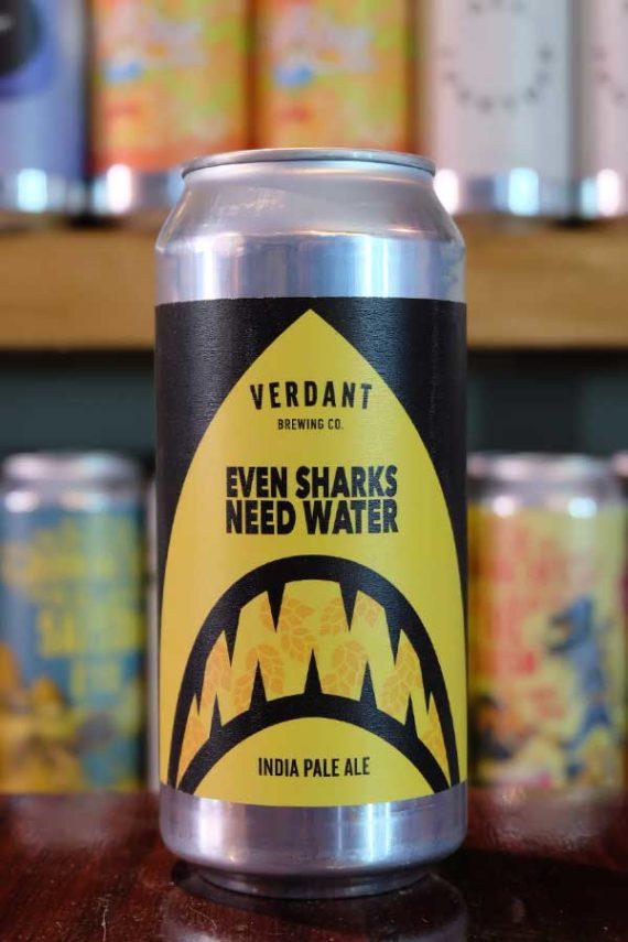 VERDANT-EVEN-SHARKS-NEED-WATER
