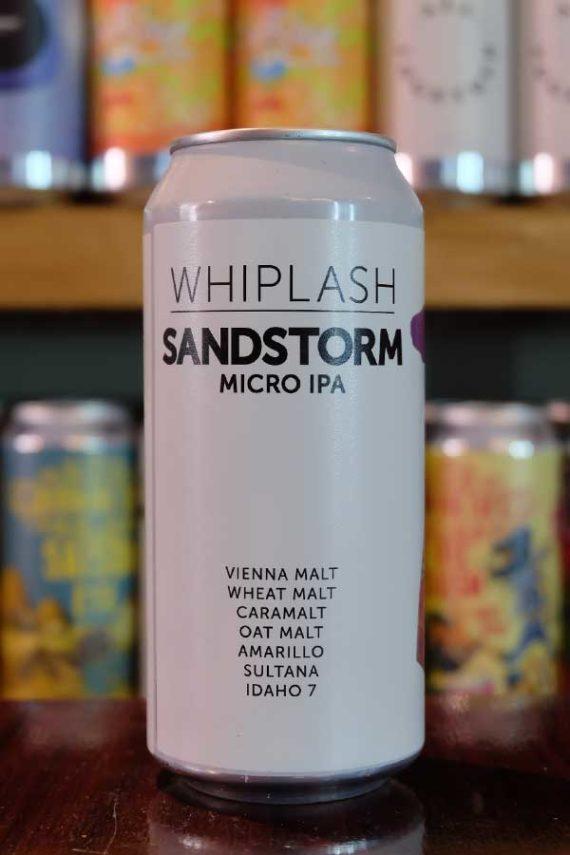 Whiplash-Sandstorm