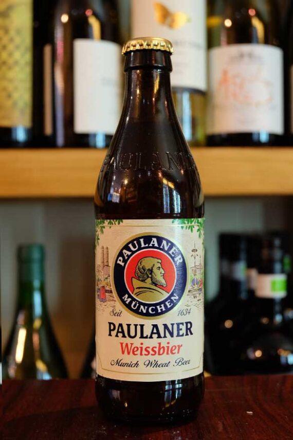 Paulaner-Hefe-Weisse-Bottle