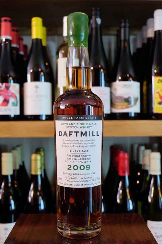 Daftmill-2009-Sherry-Single-Cask-
