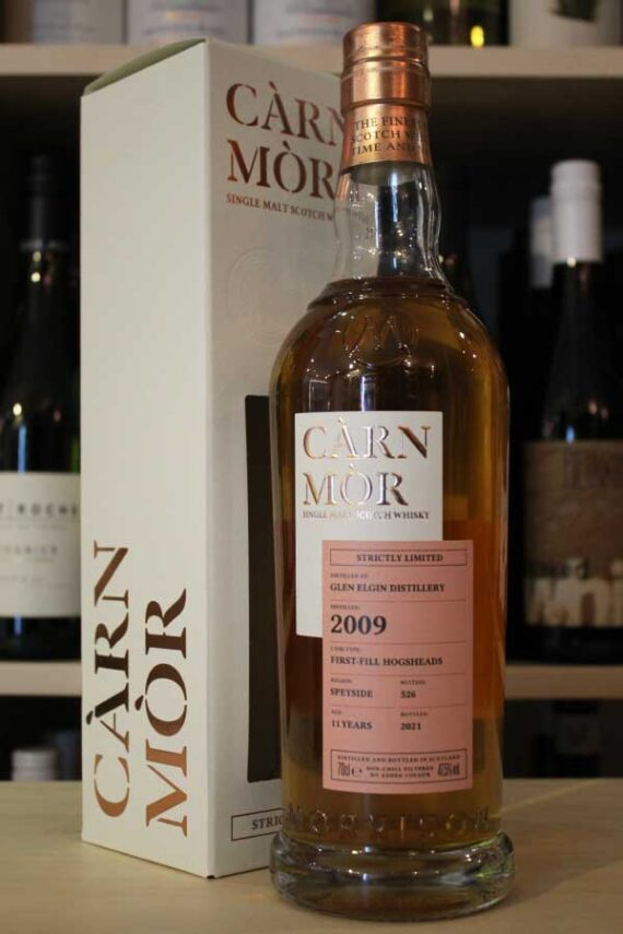Carn-Mor-Glen-Elgin-First-Fill-2009